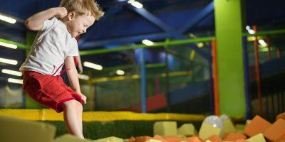 Fonduri pentru spatiu de joaca copii